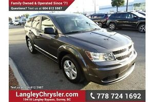 2014 Dodge Journey CVP/SE Plus W/POWER GROUP & A/C
