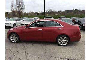 2013 Cadillac ATS 3.6L Luxury Luxury !! AWD !! CLEAN CAR-PROO... Kitchener / Waterloo Kitchener Area image 3