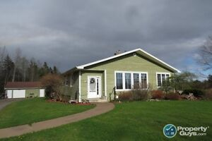 Located on 5.8 acres w horse barn, pond & 2 brooks