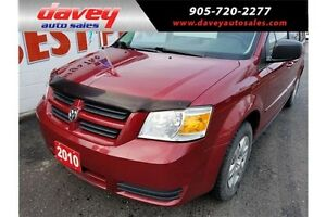 2010 Dodge Grand Caravan SE SATELLITE RADIO, MP3 INPUT