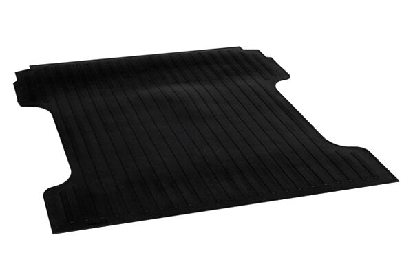 Dee Zee DZ86973 07 13 Chevy Silverado Truck Bed Box Mat Black Rubber