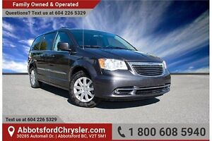 2015 Chrysler Town & Country Touring W/ Bluetooth Hands Free