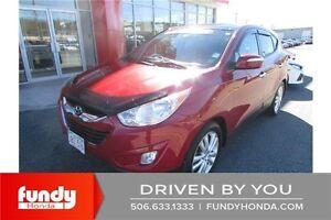 2011 Hyundai Tucson Limited LEATHER - SUNROOF - AWD!