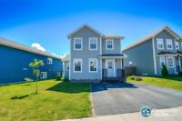 Open Concept 2 storey, 3 bed Home!