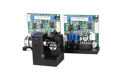 Phenixtechnology PT-A40, Scanner Galvo Set, Treiber Netzteil, bis 60kpps ILDA
