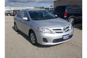 2012 Toyota Corolla CE | ONLY 63K | CERTIFIED Kitchener / Waterloo Kitchener Area image 6