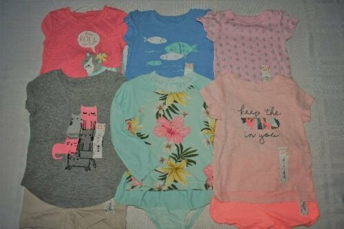 New 12 Pc. Lot Of Baby Girl Clothes 12-18 Months Nwt $146