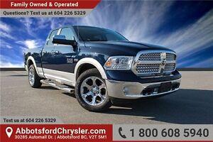 2013 RAM 1500 Laramie Fully Loaded