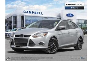 2014 Ford Focus SE AUTOMATIC-AIR -54,000 KMS