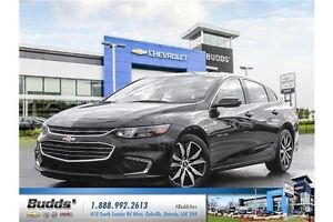 2016 Chevrolet Malibu 1LT LEATHER AND SUNROOF Financing as lo...