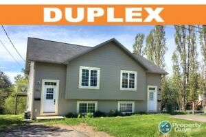 New Glasgow - Attention savvy buyer! Duplex 2 bed/1.5 bath each