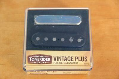 TONERIDER VINTAGE PLUS TRT1 NICKEL SET ALNICO V for TELE 6.3+6.8k BLUES...