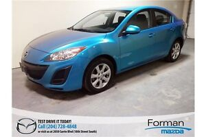 2011 Mazda 3 GX - Great on gas | Clean | Low KMs