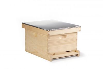 Little Giant Beekeeping 10 Frame Complete Hive Lghive10