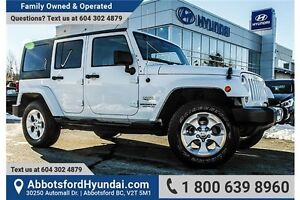 2014 Jeep Wrangler Unlimited Sahara GREAT CONDTITION