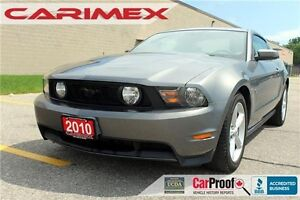 2010 Ford Mustang GT GT | ONLY 65K | CERTIFIED Kitchener / Waterloo Kitchener Area image 1