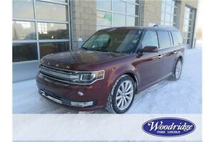 2016 Ford Flex Limited 3.5L V6, ECOBOOST, LEATHER, AWD