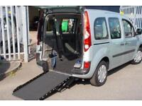 Wheelchair Accesssible Renault Kangoo 1.6 auto Expression