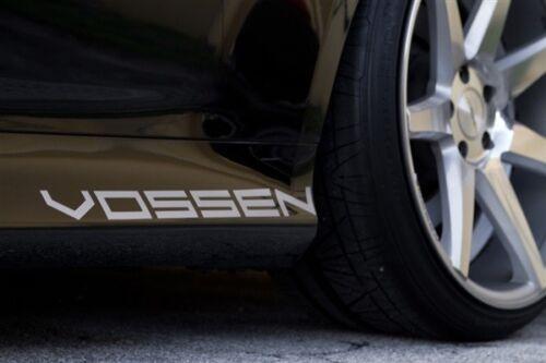 Sticker VOSSEN Side skirt window sticker for Mercedes for Audi BMW JDM sticker