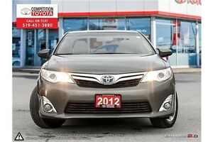 2012 Toyota Camry Hybrid XLE One Owner, No Accidents, Toyota... London Ontario image 2