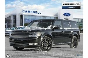 2016 Ford Flex Limited AWD-LOW KMS-LOADED-TOP OF LINE