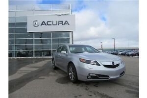 2014 Acura TL Base Bluetooth - Low Kilometers - Sunroof