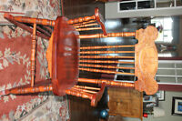 Antique King George Rocking Chair