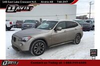 2012 BMW X1 xDrive28i X1, AWD, HEATED SEATS, PUSH START IGNITION