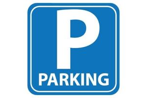 Private parking space close to Halifax infirmary