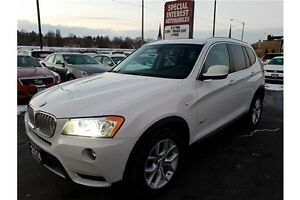 2014 BMW X3 xDrive28i xDrive28i !!! ACCIDENT FREE CLEAN CAR-P...