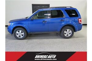 2011 Ford Escape XLT AWD - Heated Seats, Sunroof