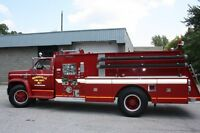 1977 Authentic Fire Truck For Sale