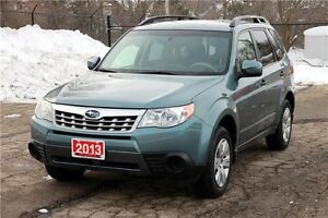 2013 Subaru Forester 2.5X | AWD + CERTIFIED + E-Tested