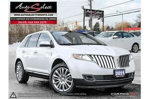 2011 Lincoln MKX AWD ONLY 99K! **SPORT MODEL** TECHNOLOGY PKG