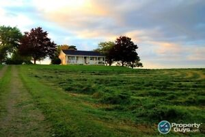 Hobby Farm, Horse Farm or Great Business Opp in Antigonish, NS!