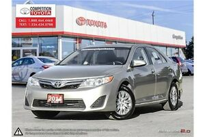 2014 Toyota Camry LE LE PWR GRP - SINGLE OWNER