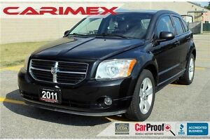 2011 Dodge Caliber Uptown Uptown | Leather + CERTIFIED