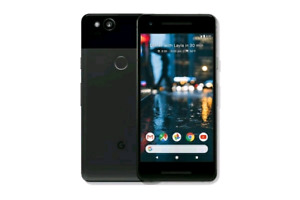 Google Pixel 2 Black 64GB unlocked factory works perfectly in p