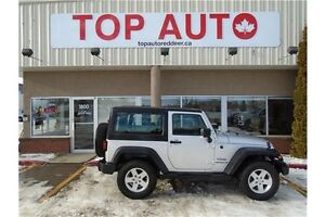 2011 Jeep Wrangler Sport REDUCED ON SALE!
