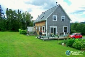 75+ acres, Near the waters of Cape Breton's beautiful Bras d'Or