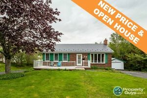 OPEN HOUSE! Charming 4 bed/2 bath updated bungalow