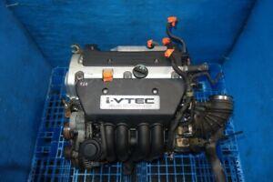 JDM Engine Honda CRV K24A 2.4L 2002 2003 2004 2005 2006 LOW KM