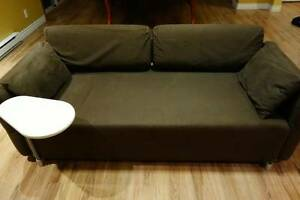 Ikea Mysinge Sofa Dark Brown