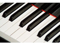 Piano Lessons for All Ages & Abilities with a professional pianist - 1st Lesson FREE!