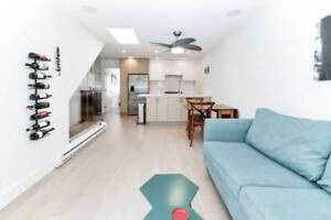 Beautiful 3-bed townhouse w/ large rooftop deck for rent (Grandv