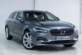 Volvo V90 D4 INSCRIPTION (grey) 2017
