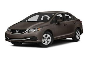 2014 Honda Civic EX - Just arrived | Honda Certified