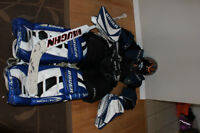 Goalie Equipment - Must Sell MOVING OUT OF COUNTRY