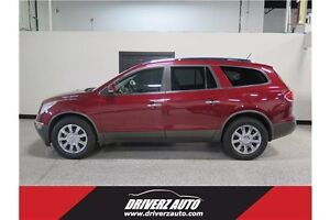 2011 Buick Enclave CXL 2, Rear DVD, Sunroof, Remote Start