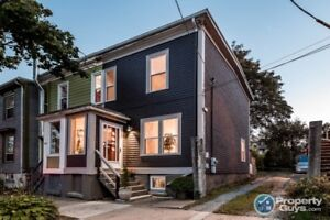 Completely refurbished heritage home in the heart of the city